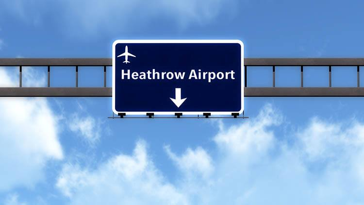 Video | Cómo ir del Aeropuerto de Heathrow al centro de Londres
