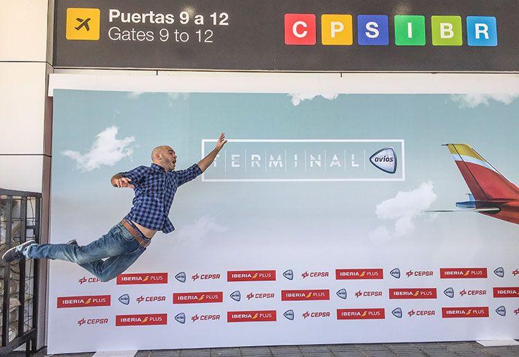 Mi día en la Terminal Avios