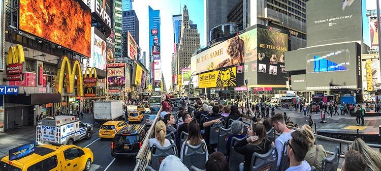 Nueva York día 3: Ruta con el New York Pass