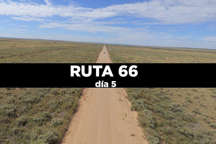 Ruta 66 día 5: Amarillo – Santa Fe 450 km