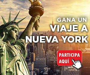sorteo viaje Nueva York
