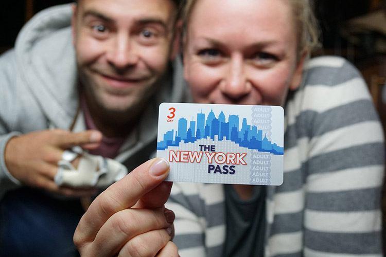 Ganador New York Pass