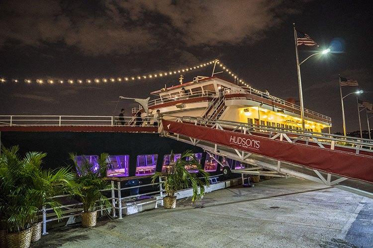 barco Crucero con cena por Nueva York