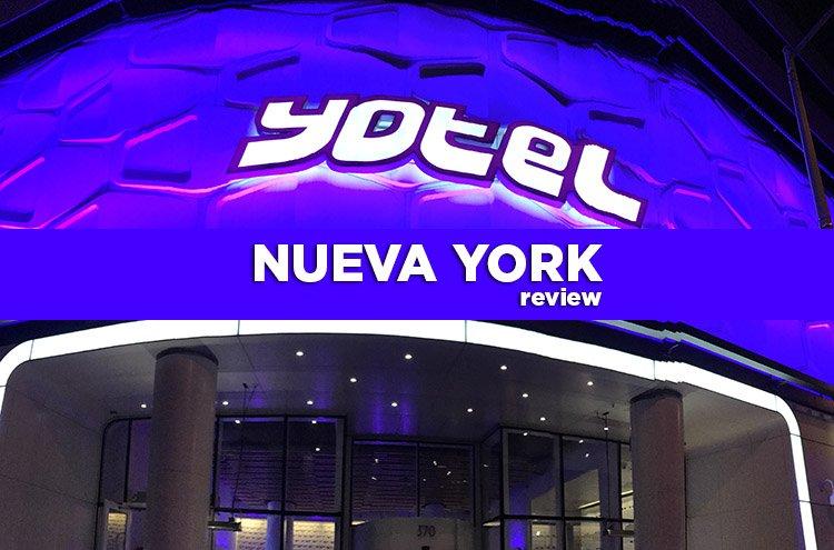 Yotel Nueva York, opiniones y review molaviajar